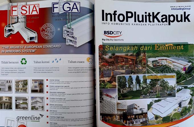 fesia Info Pluit Kapuk